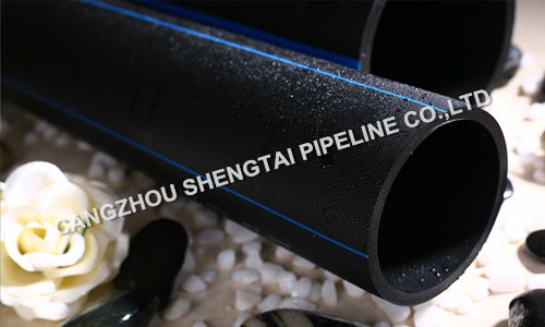 china DIN 8075 HDPE pipe manufacturing/supplier