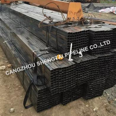 china STKR400 square steel tube products manufacturing/supplier
