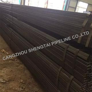 st52 material square steel pipe