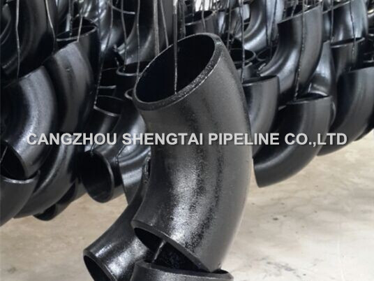 china low price small size carbon steel elbow manufacturing/supplier