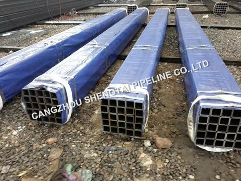 steel pipe fittings of china Product / Square Steel