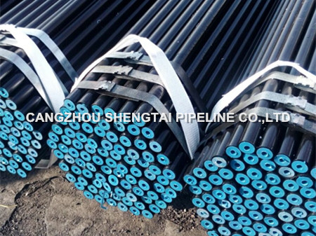 china High quality ERW welded steel pipe products manufacturing/supplier
