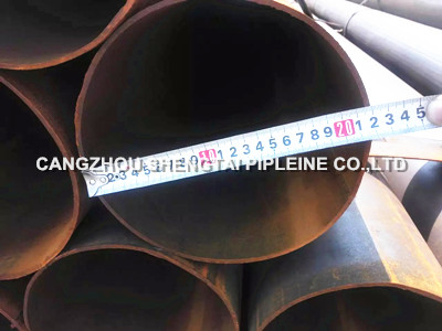 china size 219mm erw welded steel pipe products manufacturing/supplier