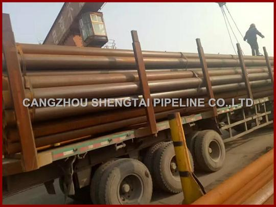 china buy discount erw steel tube manufacturing/supplier