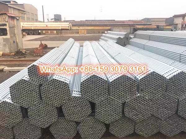 hot dip galvanized steel pipe manufacturers of China_China