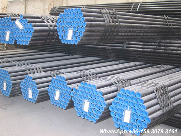 china ASME seamless carbon steel pipe manufacturing/supplier