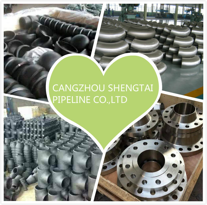 china Good price of carbon steel and stainless steel pipe fittings manufacturing/supplier