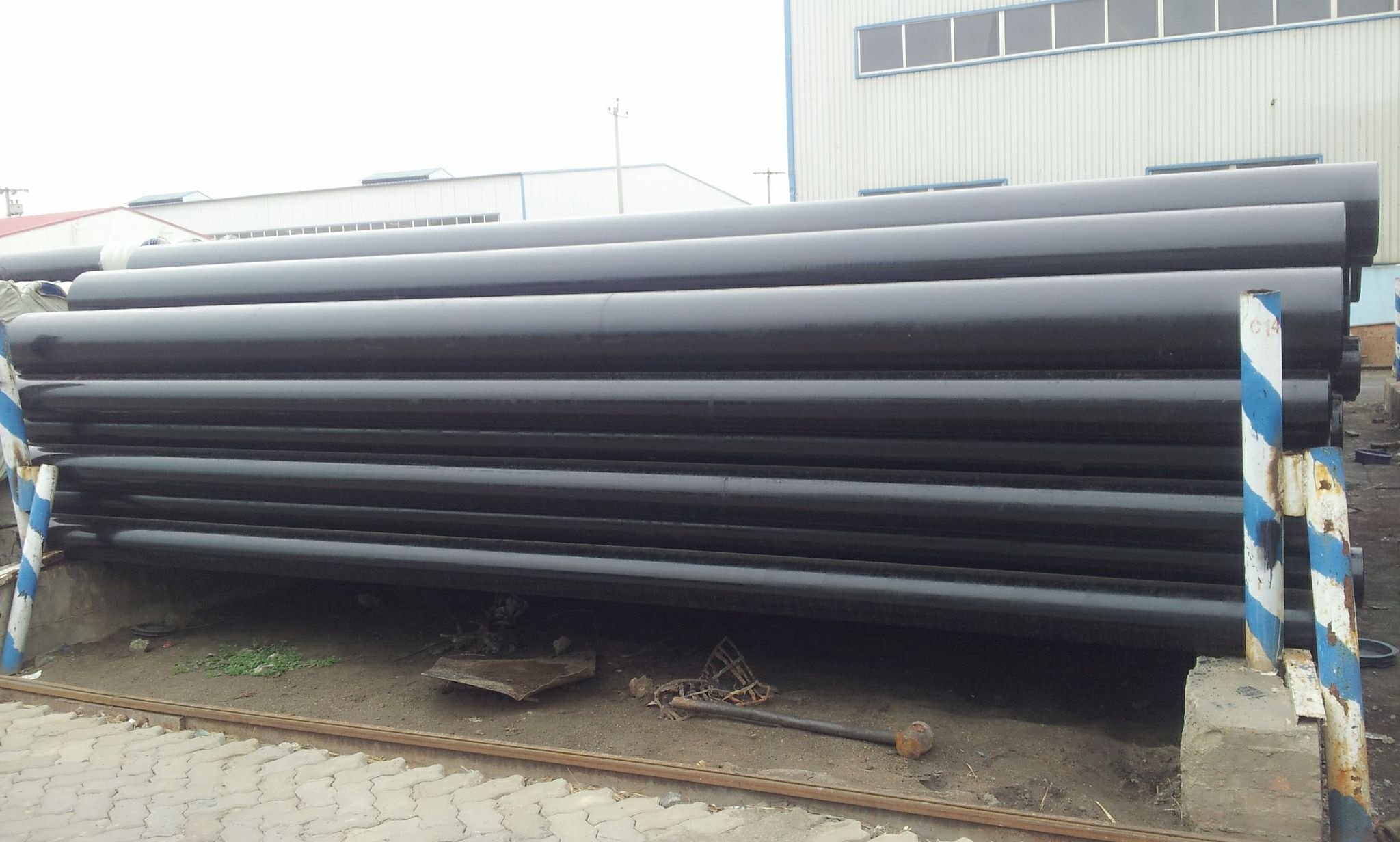 china  EFW steel tube manufacturing/supplier