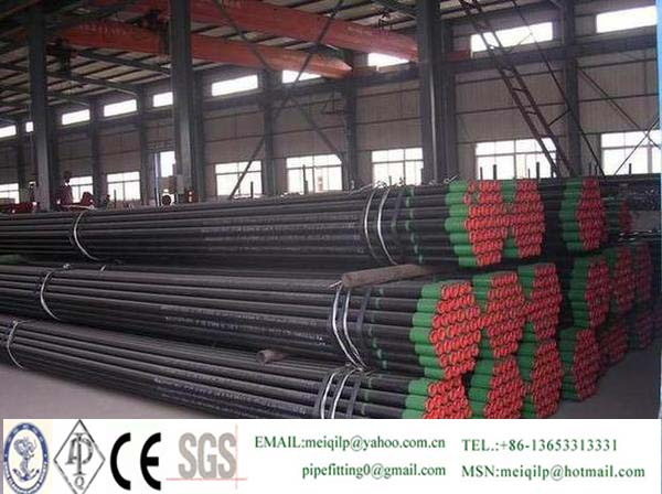 china API 5CT seamless casing pipe/tube manufacturing/supplier