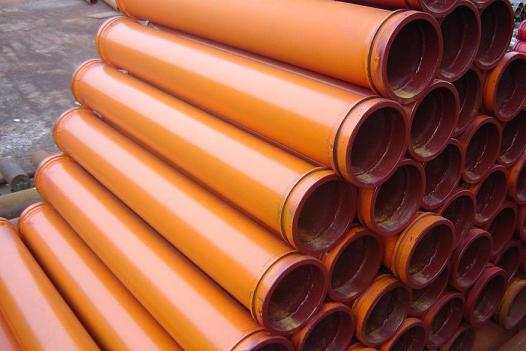 china k7 concrete Pump tube /pipe manufacturing/supplier