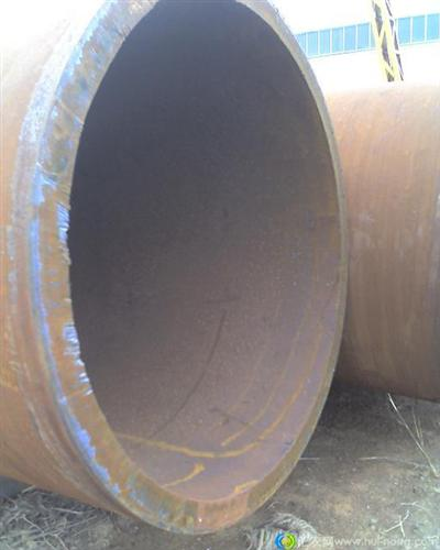 china thick-walled large diameter ERW steel pipe/tube manufacturing/supplier